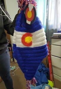 Colorado knit beanie